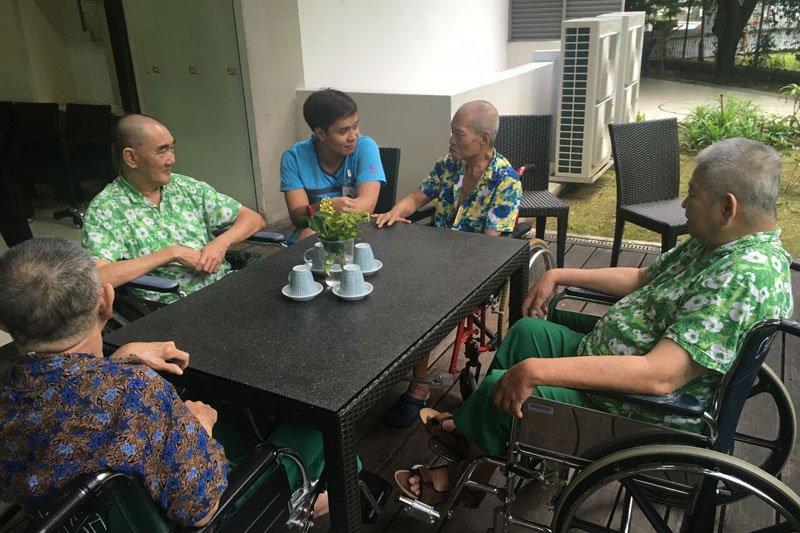 day care, elderly care singapore, nursing home