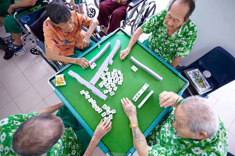 nursing home in singapore