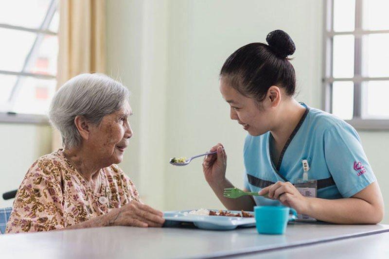 service home care,elderly care singapore, nursing home