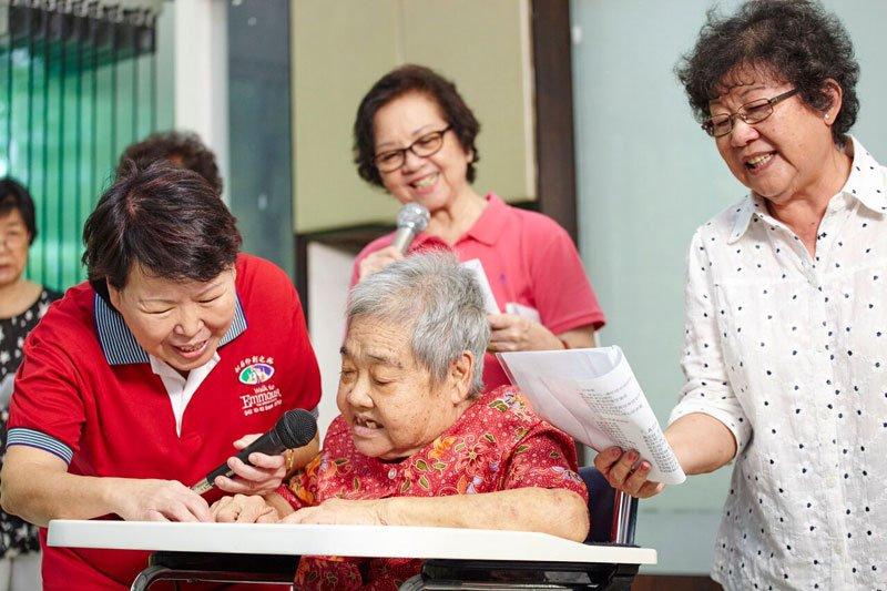 short stay, elderly care, nursing home